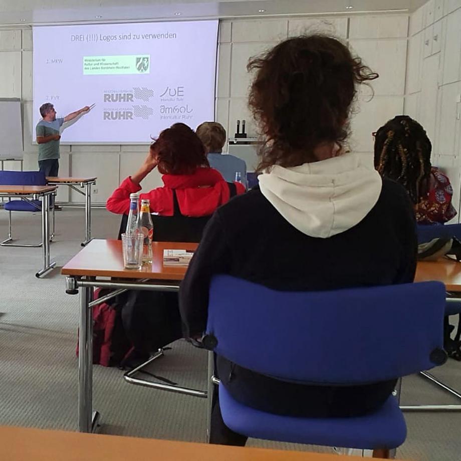 Workshop. Foto: Tell Tessy Charity e.V.