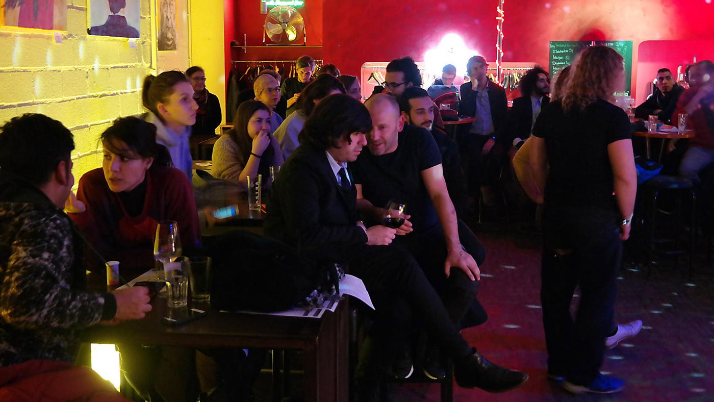 5. Netzwerktreffen Interkultur Ruhr am 23.11.2017 im Katakomben-Theater Essen
